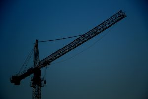 will drones replace cranes