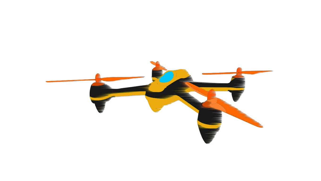 How quadcopters work: Accelerometer
