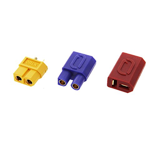 Universal plug: replacement for battery connector