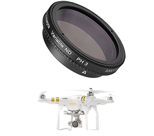 Best drone accessories: ND Filters