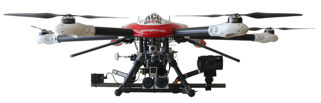 How to get a drone job : Drone image